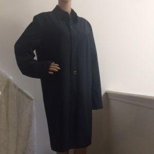 Banana Republic  Black Jacket/ Rain Coat